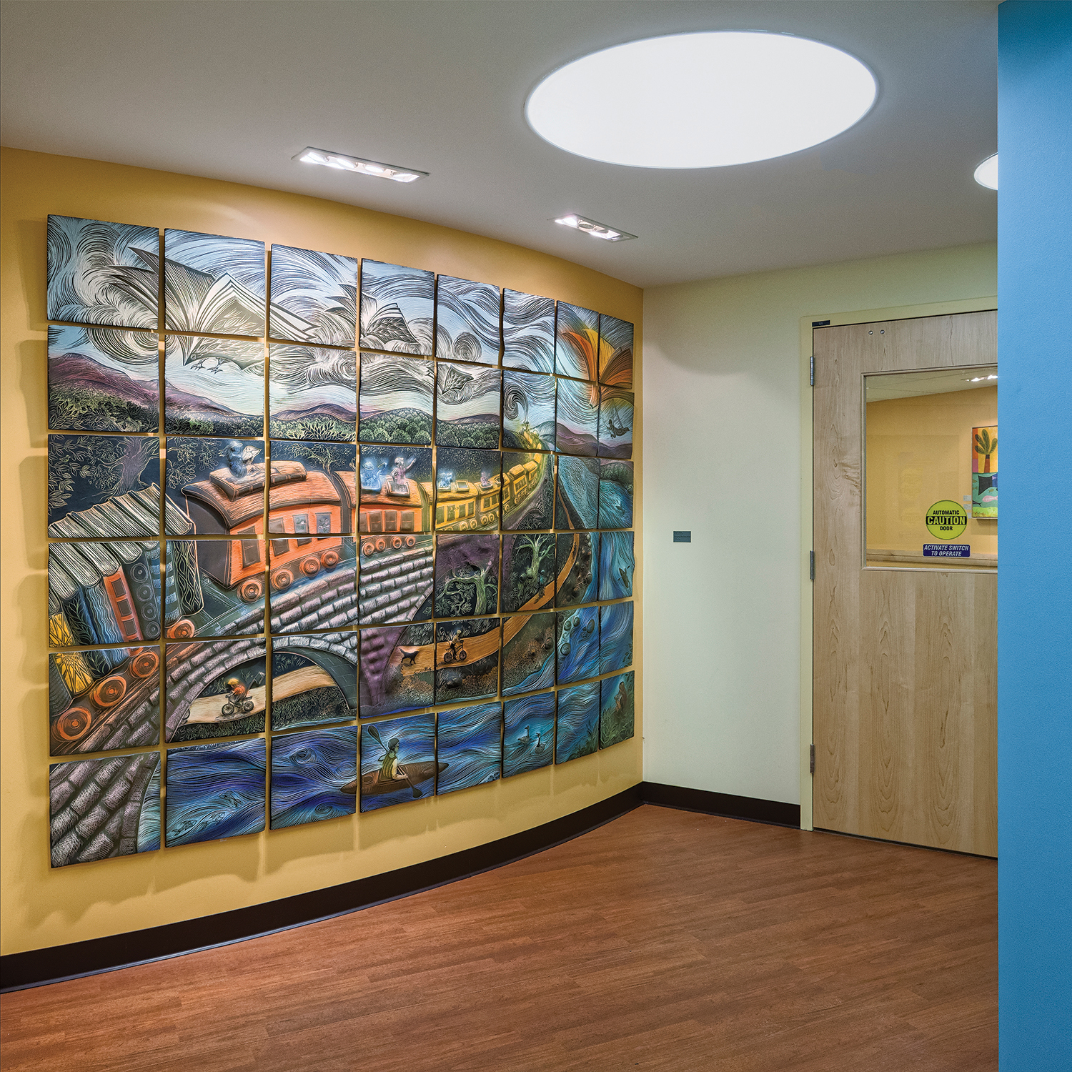 Ynhh Pediatric Specialty Center Bismark Construction